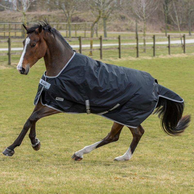Turnout Light Stay Dry Rain Rug