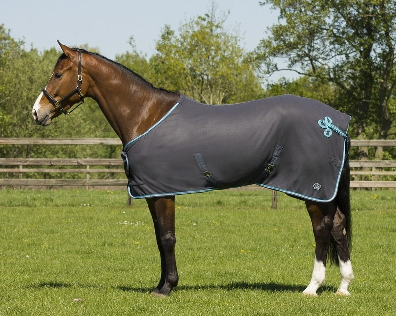 Qhp Fleece Rug Eldorado