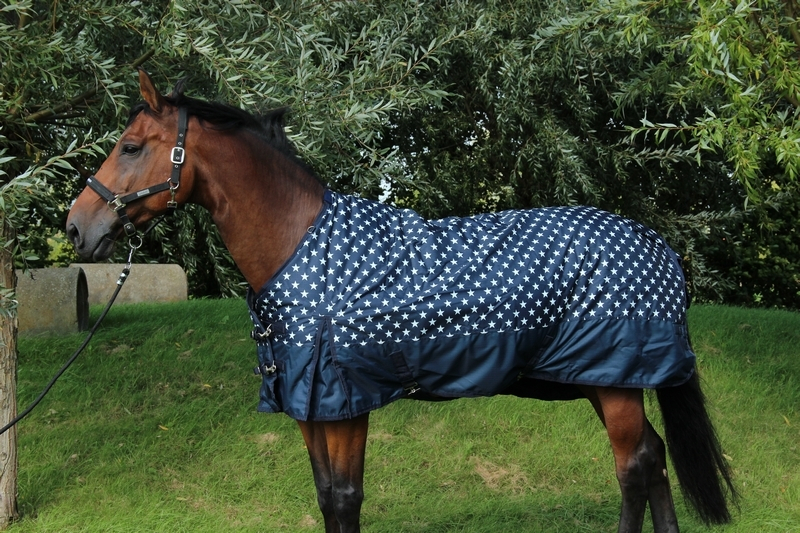 DKR Rain rug turnout Luxe 300grs