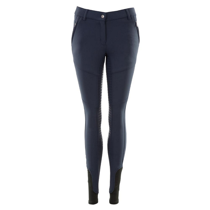 BR Soft Shell Riding Breeches Nalany Ladies Silicone Seat
