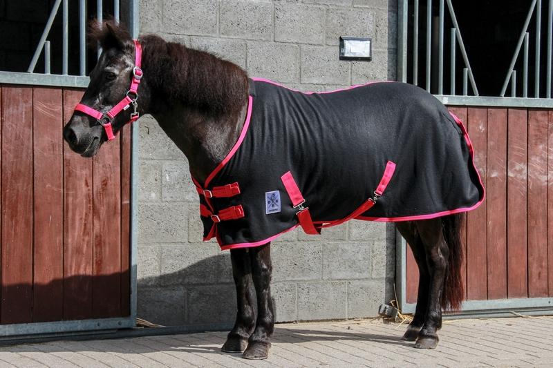 Dkr Sports Mini Fleece Rug For Pony S