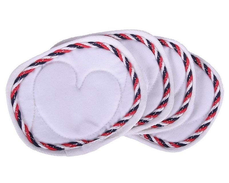 QHP Bandage patches Q Friesian