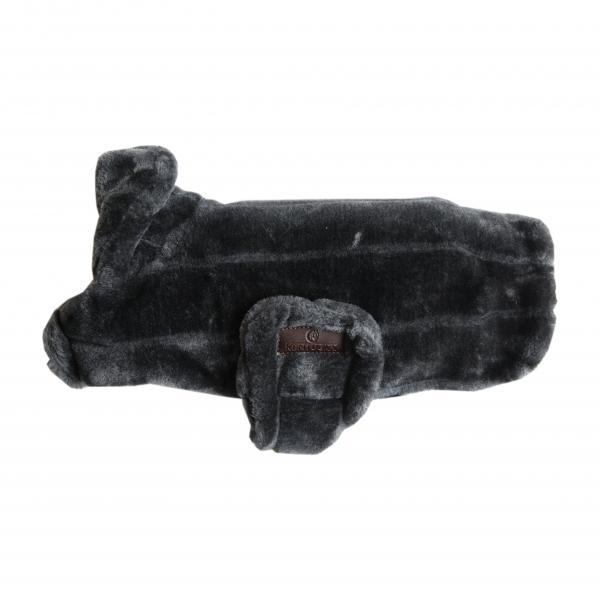 Kentucky Dog Coat Fake Fur