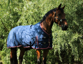 DKR Rain rug turnout Luxe 400grs
