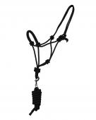 QHP Rope head collar set
