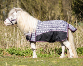 QHP Turnout rug falabella 0grs Collection