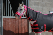 DKR Sports Mini Fleece Rug with neck for pony's