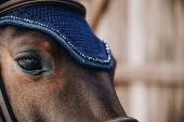 Kentucky Horsewear Flyveil Wellington Glitter