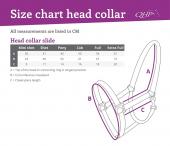 QHP Halter Basic with slide