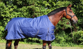 DKR Sports Luxury Rain Rug with fleecelining