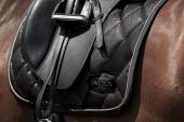 Eskadron Heritage Saddle Cloth BigSquare Cotton Glitter