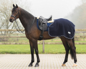 QHP Exercise rug wool Quarter
