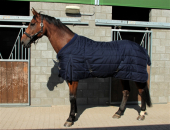 DKR Stable Rug with fleece collar 300